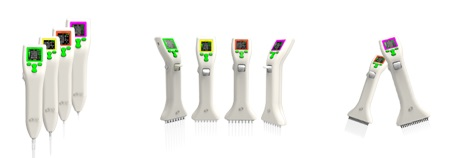 FS electronic pipettes